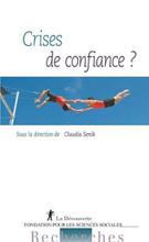 Couverture du livre Crises de confiance