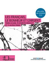 Couverture du livre Les français, le bonheur et l'argent