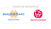 (September 23-24) Annual Conference Chair Banque de France at Paris School of Economics