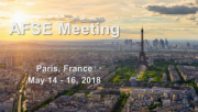 (AFSE 2018) Submit a paper by February 1, 2018