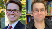 Ludwig Straub (Harvard University) and Robert Ulbricht (Boston College): laureates of the 2020 SCOR-PSE Junior Research Prize